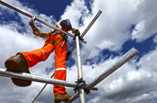 5 Tips for Working Safely at Height