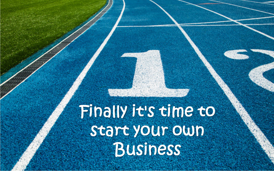 How can you start your own business?
