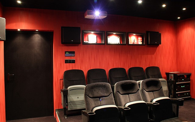 Home Theater With a Great Design: Plan the Best Sound and Vision
